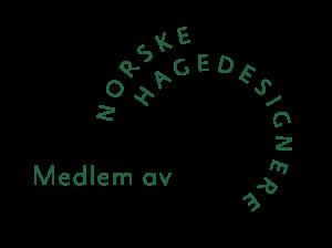 logo medlem Norske hagedesignere